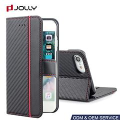 Funda cartera para iPhone 8